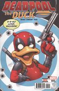 Deadpool the Duck (2016 Marvel) 5A