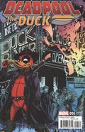 Deadpool the Duck (2016 Marvel) 5B