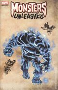 Monsters Unleashed (2016 Marvel) 5E