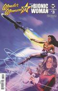 Wonder Woman Bionic Woman 77 (2016 Dynamite) 3A