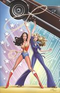 Wonder Woman '77 Meets the Bionic Woman (2016 Dynamite) 3D