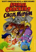 Animal Crackers Circus Mayhem HC (2017 First Second Books) The Prequel 1-1ST