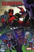 Deadpool Too Soon TPB (2017 Marvel) 1-1ST