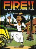 Fire!! HC (2017 Drawn and Quarterly) The Zora Neale Hurston Story 1-1ST