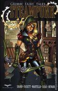 Grimm Fairy Tales Steampunk TPB (2017 Zenescope) 1-1ST