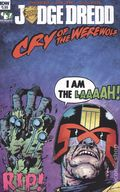 Judge Dredd Cry of the Werewolf (2017 IDW) Reprint 1