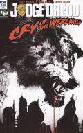 Judge Dredd Cry of the Werewolf (2017 IDW) Reprint 1SUB