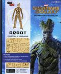 IncrediBuilds: Marvel Guardians of the Galaxy (2017 Insight Editions) Deluxe Book and Model Set 1-1ST
