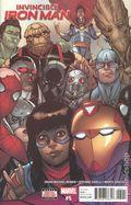 Invincible Iron Man (2016 Marvel) 5A