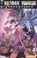 Batman Teenage Mutant Ninja Turtles Adventures (2016 IDW) 5