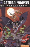 Batman Teenage Mutant Ninja Turtles Adventures (2016 IDW) 5SUB