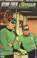 Star Trek Green Lantern (2016 IDW) Volume 2 4RI