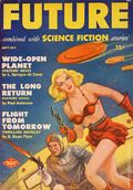 Future Science Fiction (1950-1960 pulp/digest) Volume 1, Issue 3