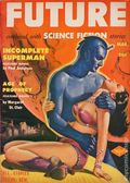 Future Science Fiction (1950-1960 pulp/digest) Volume 1, Issue 6