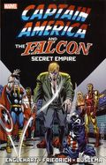 Captain America and the Falcon Secret Empire TPB (2017 Marvel) 2nd Edition 1-1ST