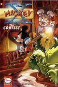 X Mickey HC (2016- Papercutz) Disney Graphic Novels 2-1ST
