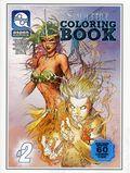 Soulfire Coloring Book SC (2016 Aspen) 2-1ST
