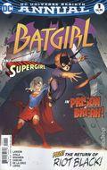 Batgirl (2016) Annual 1