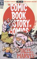 Comic Book History of Comics (2016 IDW) 5
