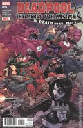 Deadpool and the Mercs for Money (2016 Marvel 2nd Series) 9A