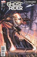 Ghost Rider (2016 Marvel) Robbie Reyes 5B