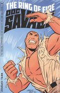Doc Savage Ring of Fire (2017 Dynamite) 1B