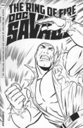 Doc Savage Ring of Fire (2017 Dynamite) 1D