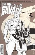 Doc Savage Ring of Fire (2017 Dynamite) 1C