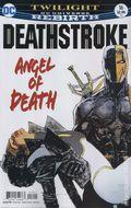 Deathstroke (2016 3rd Series) 16A