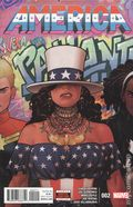 America (2017 Marvel) 2A