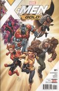 X-Men Gold (2017) 1A
