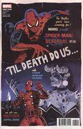 Spider-Man Deadpool (2016) 16B