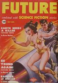 Future Science Fiction (1950-1960 pulp/digest) Volume 1, Issue 2