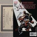 New Avengers (2005 1st Series) 2ADFSIGNEDB