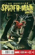 Superior Spider-Man (2012) Annual 1DFSIGNED