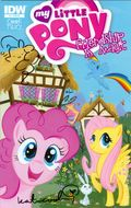 My Little Pony Friendship is Magic (2012 IDW) 1RIDFSIGNED