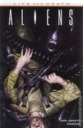 Aliens Life and Death TPB (2017 Dark Horse) 1-1ST