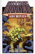 Savage Dragon Archives TPB (2006- Image) By Erik Larsen 8-1ST
