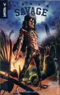 Savage TPB (2017 Valiant) By B. Clay Moore 1-1ST