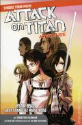 Attack on Titan Adventure SC (2017 A Kodansha Choose Your Path) Year: 850: Last Stand at Wall Rose 1-1ST