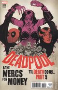 Deadpool and the Mercs for Money (2016 Marvel 2nd Series) 10B