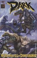 American Mythology Dark Werewolves vs. Dinosaurs (2016) 2A