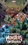 Monsters Unleashed Poster (2017 Marvel) ITEM#4