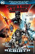Justice League of America Poster (2017 DC Universe Rebirth) By Ivan Reis ITEM#1