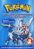 Pokemon The Complete Pokemon Pocket Guide SC (2017 Viz) 2nd Edition 2-1ST