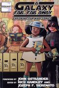 A Galaxy Far, Far Away: Exploring Star Wars Comics SC (2017 Sequart Research) 1-1ST
