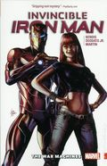Invincible Iron Man TPB (2016 Marvel) By Brian Michael Bendis 2-1ST