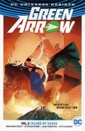 Green Arrow TPB (2017 DC Universe Rebirth) 2-1ST