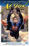 Superman Action Comics TPB (2017 DC Universe Rebirth) 2-1ST