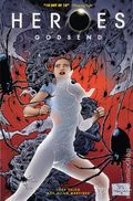 Heroes Godsend TPB (2017 Titan Comics) 1-1ST